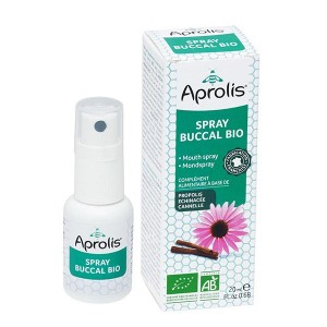 APROLIS - 81128 SPRAY BUCCAL BIO 20ml FW